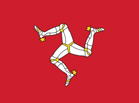 L'Île de Man   Quels pays ont les drapeaux les plus fous ?