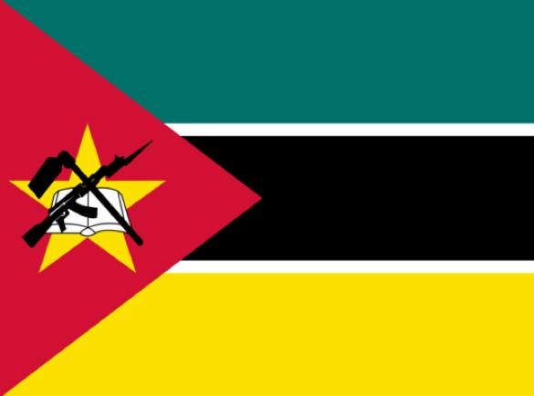 Le Mozambique   Quels pays ont les drapeaux les plus fous ?
