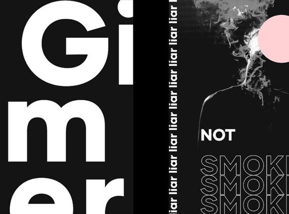 Gilmer | Les meilleures police pour vos affiches