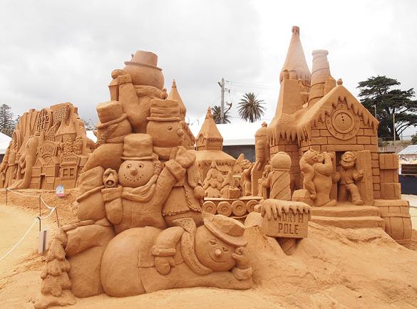 1. Du sable jusqu'au bout   5 manières de promouvoir votre marque à la plage