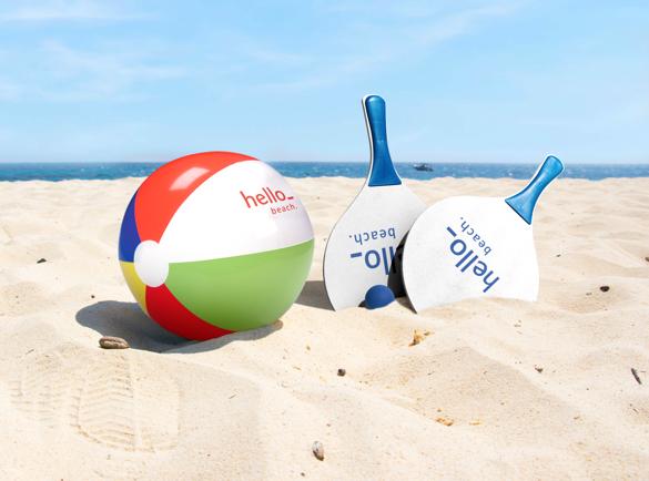 3. Des Goodies spéciaux pour l'été   5 manières de promouvoir votre marque à la plage