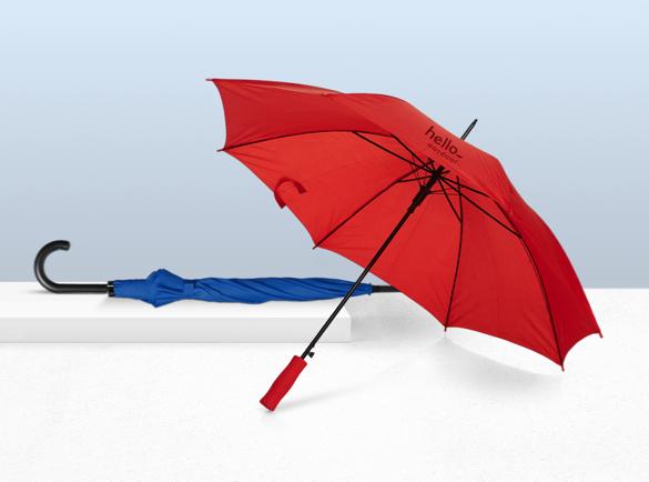 Les objets pub les plus populaires | Les parapluies