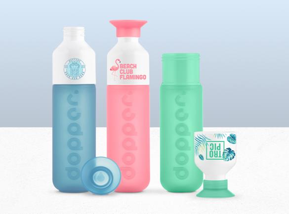 Les objets pub les plus populaires | Bouteilles d'eau personnalisées