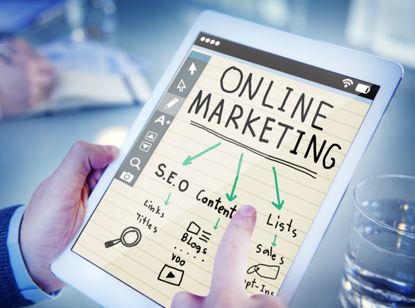 Qu'est-ce que Marketing Digital ?