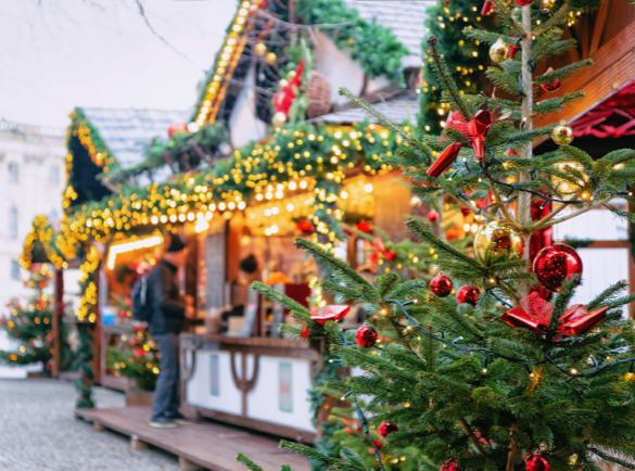 5 idées marketing pour Noël que vous souhaiteriez avoir avec vous | Travailler dans unpaysage hivernal