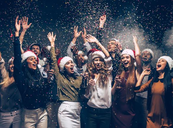 5 idées marketing pour Noël que vous souhaiteriez avoir avec vous | Organisez une joyeuse petite fête de Noël