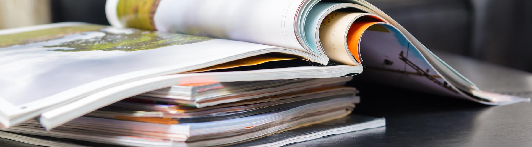Les reliures pour votre brochure : Explication
