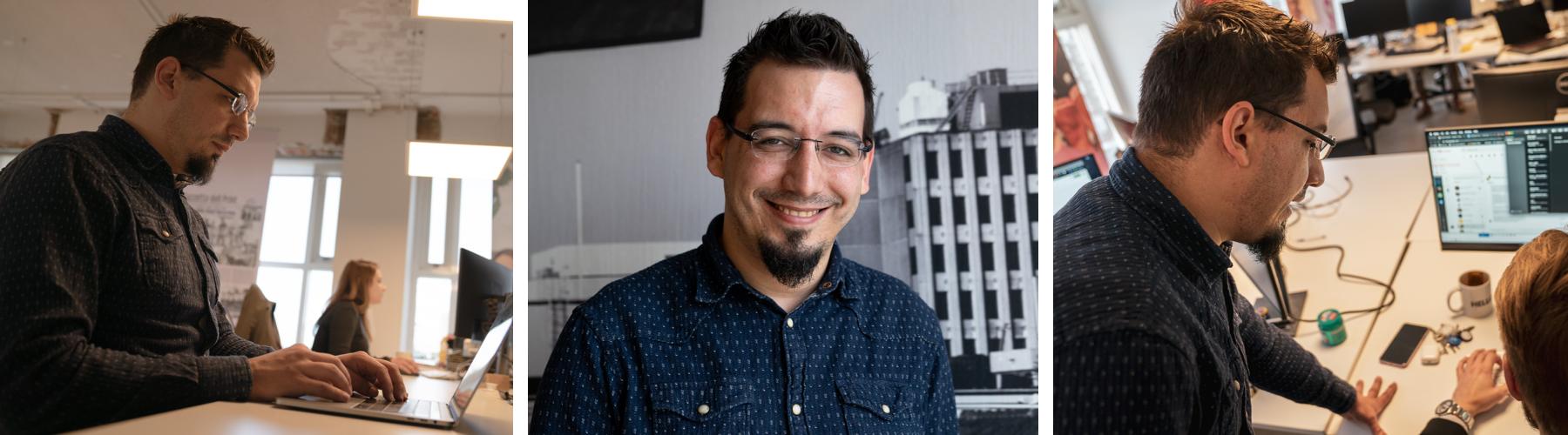 HeloExperts – Voici Dragan, Responsable produit chez Helloprint