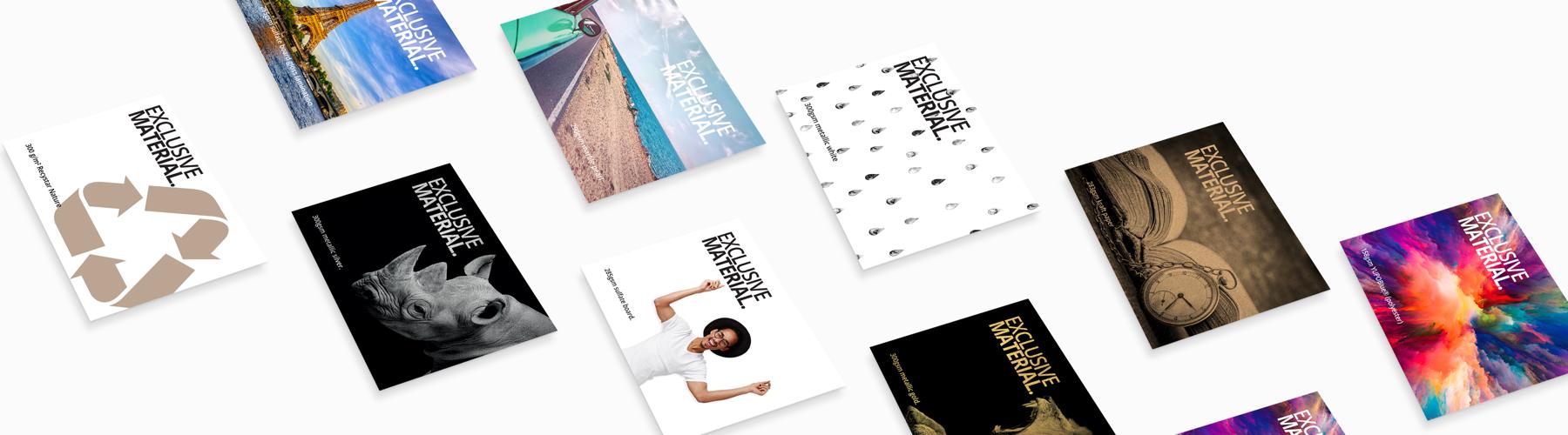 Choisir les bons matériaux pour flyers afin de faire ressortir votre design